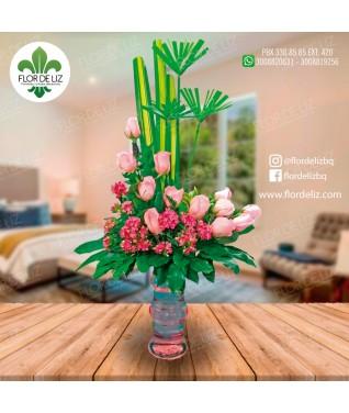 Floristería Flor De Liz Floristería En Barranquilla